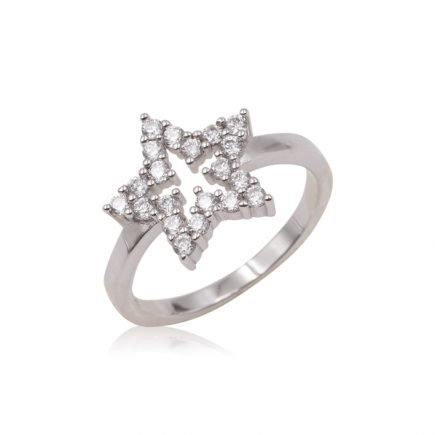 STAR-SILVER-RING