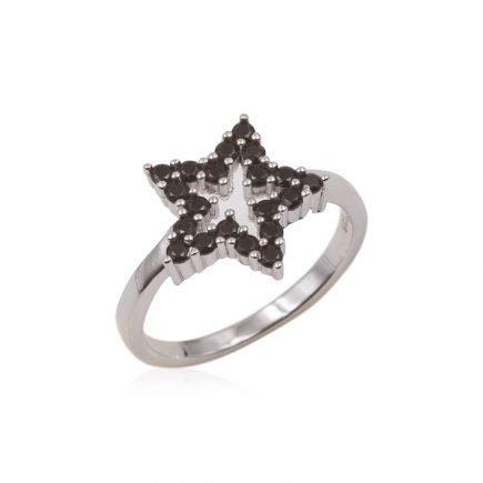 BLACK-STAR-SILVER-RINK